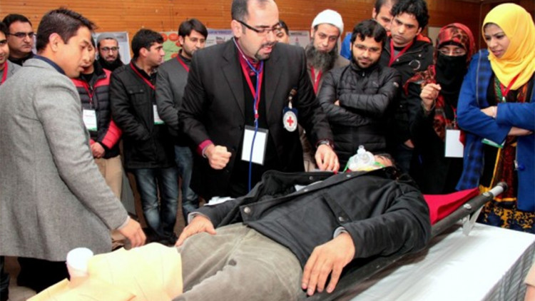 Training in Emergency Room Trauma in Jammu and Kashmir gets a boost