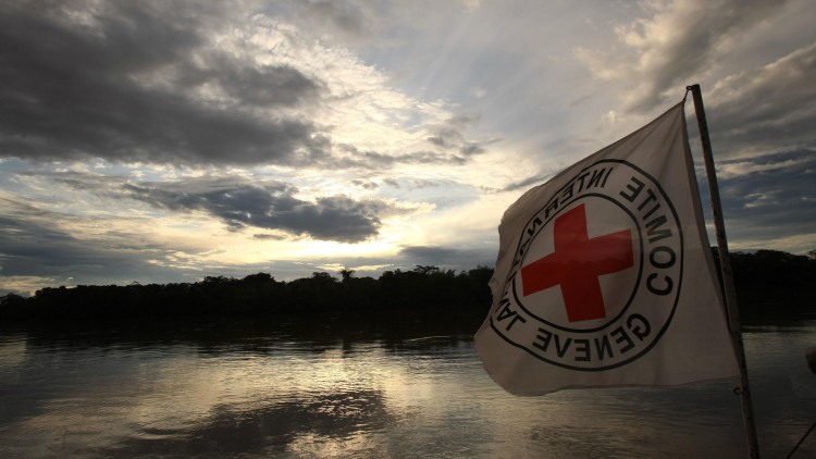Regional delegation in India: Red Cross, a unique mandate