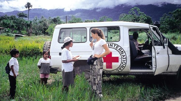 Des raids aériens du Moyen-Orient aux soins de santé dans la jungle colombienne