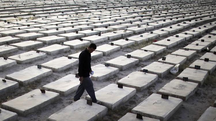 Irán-Irak: sin noticias de miles de personas desaparecidas en la guerra de 1980-1988