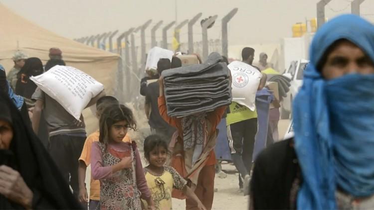 Irak: escapar de Faluya