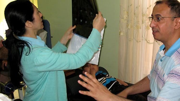 Irak: médicos iraníes capacitan a colegas iraquíes sobre rehabilitación física