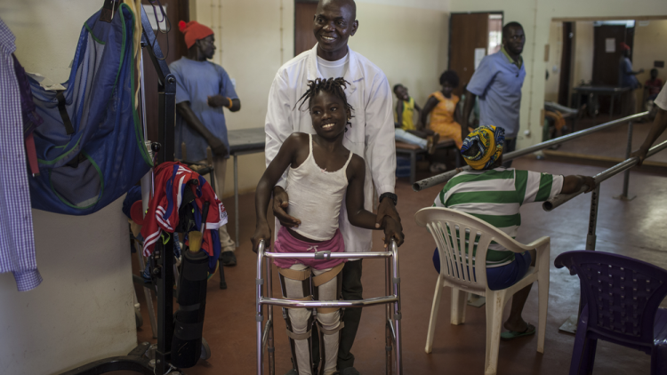 Guinée-Bissau : faits et chiffres 2015