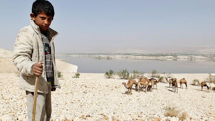 Jordania: abastecimiento de agua para los refugiados y las comunidades de acogida