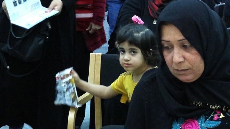 Refugiados sirios en Jordania: miedo, angustia y esperanza en la vida cotidiana