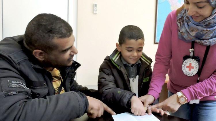 Un avenir meilleur, espoir des réfugiés syriens