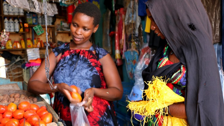 Kenya: Cash assistance is putting more than just food on the table