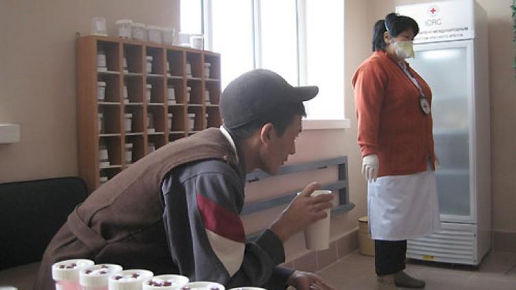 Les activités menées par le CICR au Kirghizistan