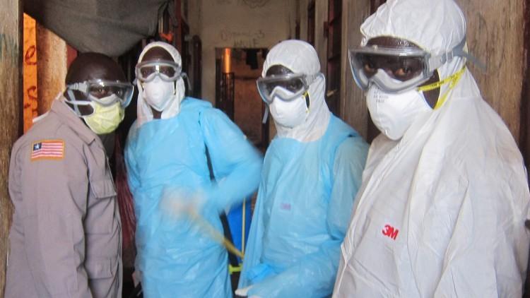 Liberia: el CICR ayuda a las autoridades a mejorar las condiciones de vida de los detenidos