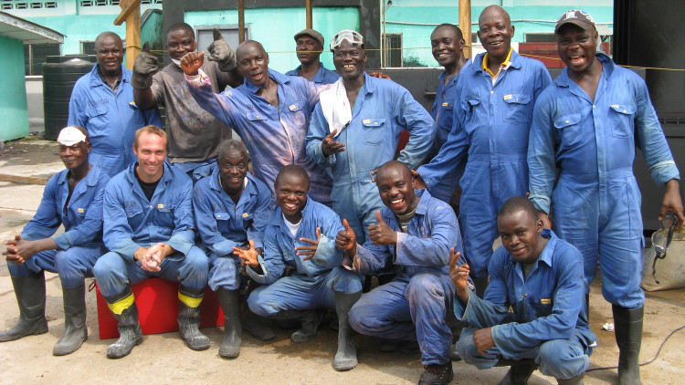 Liberia: Bringing Redemption Hospital back to life