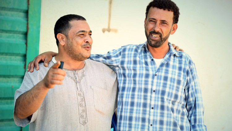 Fighting in Libya rages on: Portraits of four brave men