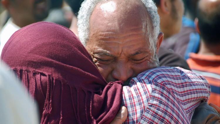 Miles de personas recibieron alimentos y asistencia médica vitales en 2015