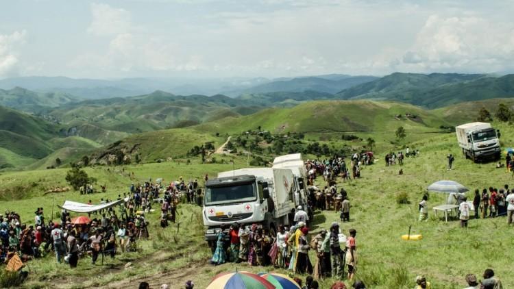 República Democrática do Congo: alimentos para sobreviver
