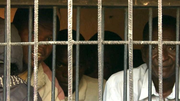 La double peine : détention et malnutrition