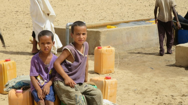 Malí: rehabilitación del sistema de abastecimiento de agua potable de Likraker