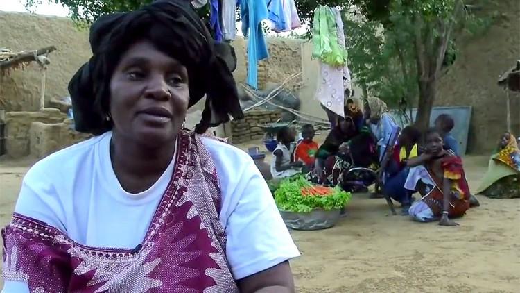 L'action de la Croix-Rouge au Mali