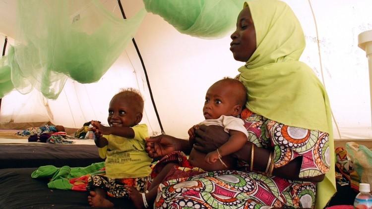 Lago Chad: una respuesta a los casos de malnutrición grave en el noreste de Nigeria