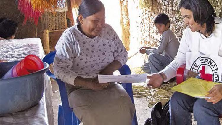 Atividades da Delegação do CICV para México, América Central e Cuba