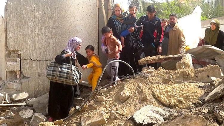 Assustados para o resto da vida: guerra em Mossul tende a um final brutal