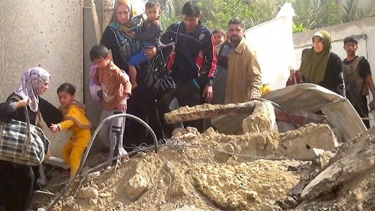 Ficar ou fugir: Uma decisão impossível de tomar para os civis em Mossul