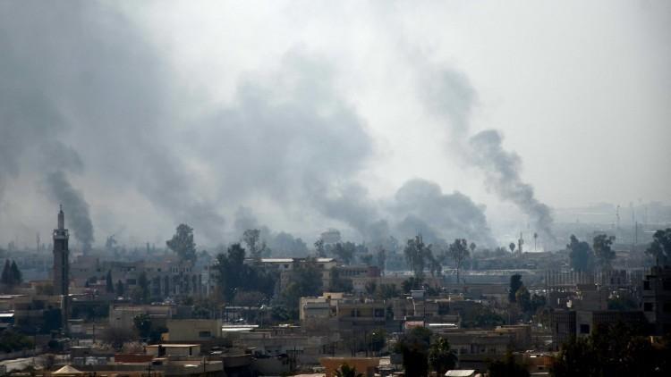Irak: el CICR condena categóricamente el empleo de armas químicas en los alrededores de Mosul