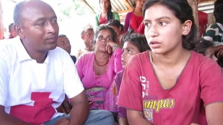 Terremoto no Nepal: apoio às comunidades na superação dos seus medos