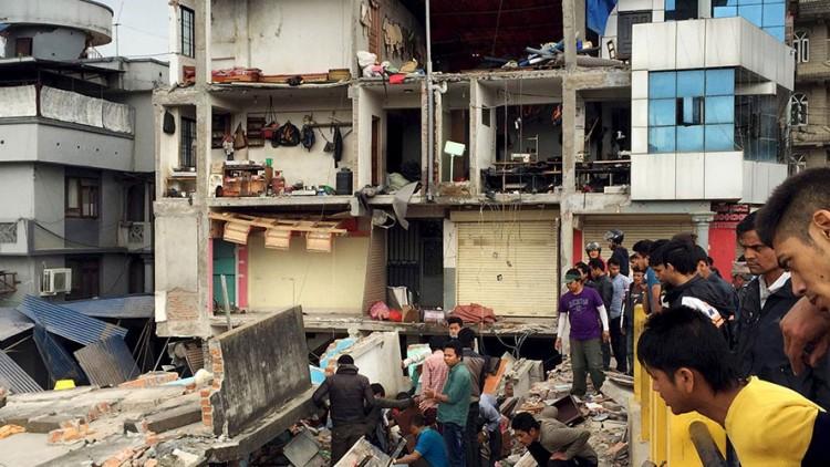 Vous recherchez des proches disparus lors du tremblement de terre ? Consultez familylinks.icrc.org