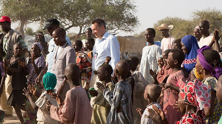 Dispatch: On the ground in Lake Chad