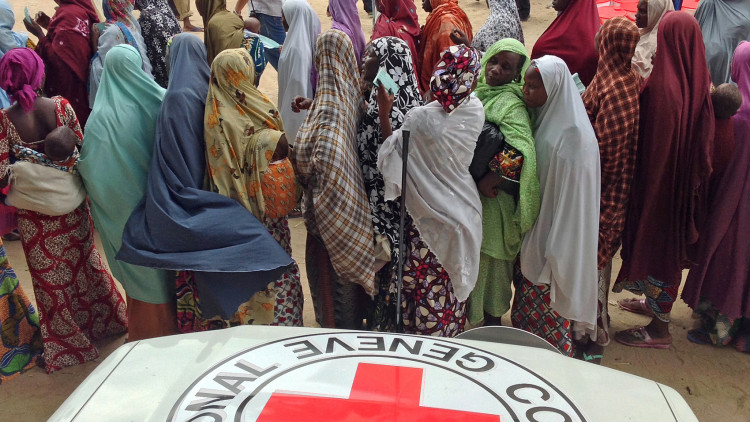 Nigeria: ICRC steps up aid as situation worsens in north-east