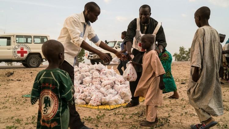 Nigéria: centenas de milhares de pessoas receberam alimentos e assistência em 2016