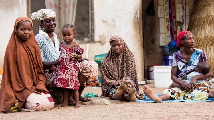 Lake Chad crisis: Missing family. Hungry children. Uncertain future.