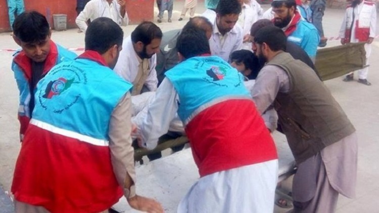 Afeganistão / Paquistão: terremoto deixa mais de 2 mil feridos