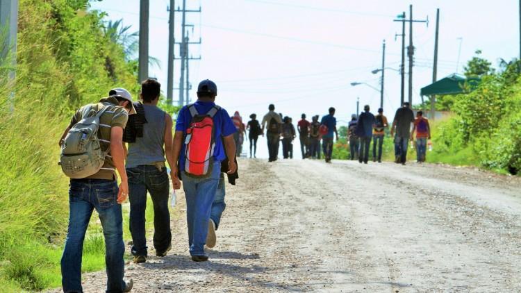 Discurso: necesidades de protección en el Triángulo Norte de Centroamérica