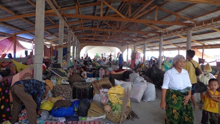 Filipinas: CICV apoia famílias deslocadas na região central de Mindanao