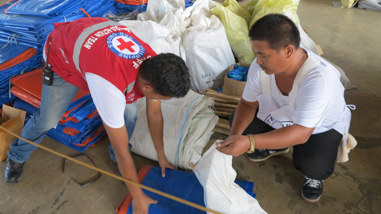 Philippines: Recovering from the consequences of armed conflicts and natural disasters