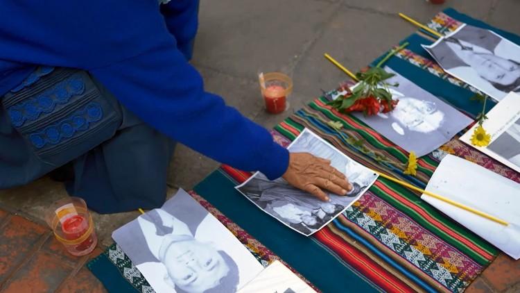 Perú: se renueva la esperanza de familiares de personas desparecidas