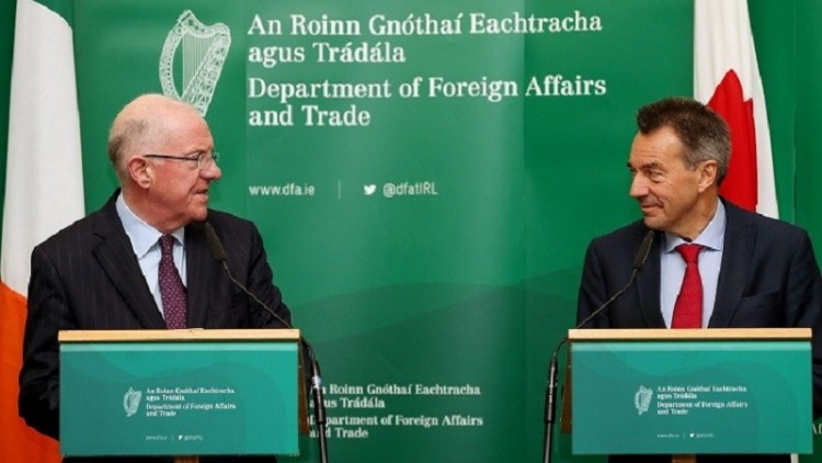 ICRC president makes first visit to Ireland