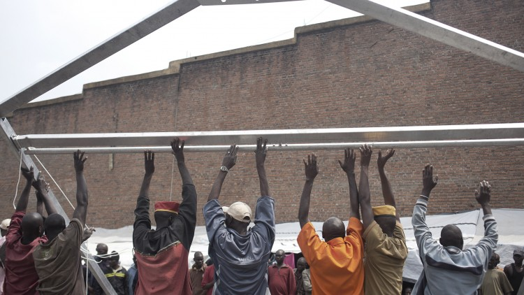 Rwanda's Rubavu prison: A case study in environment and community