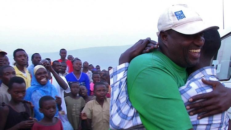 Ruanda / Burundi: Destroçadas pela violência, famílias burundinesas são reunificadas