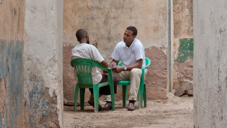 Somalia: Working towards dignity in detention