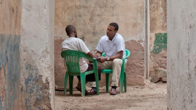 Somalia: trabajar a favor de la dignidad en detención