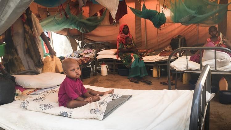 Somalia: malnutrición en aumento, centros de nutrición sobrepasados