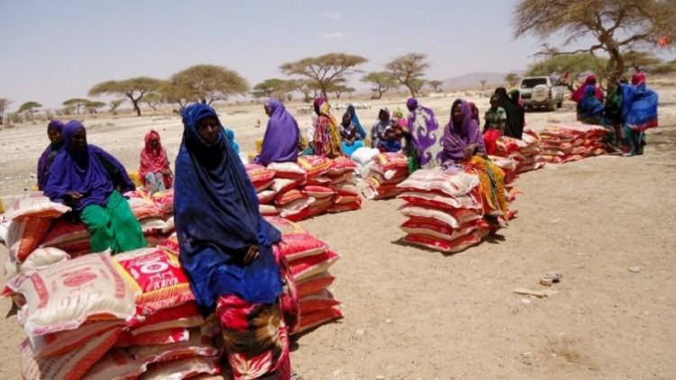 Somália: 60 mil pessoas afetadas pela seca recebem alimentos