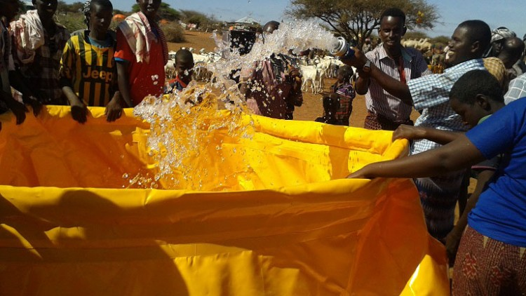 Somalia: Water, an extra-precious resource during severe drought