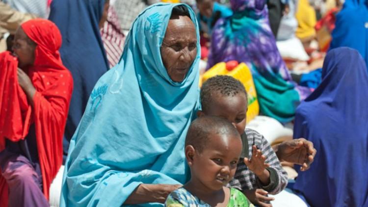 Intervention d'urgence face à la sécheresse en Somalie - faits et chiffres 2017