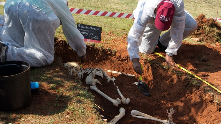 South Africa: Improving management of unidentified bodies in 2016