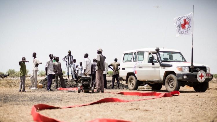 Sudán del Sur: agua potable para evitar el cólera