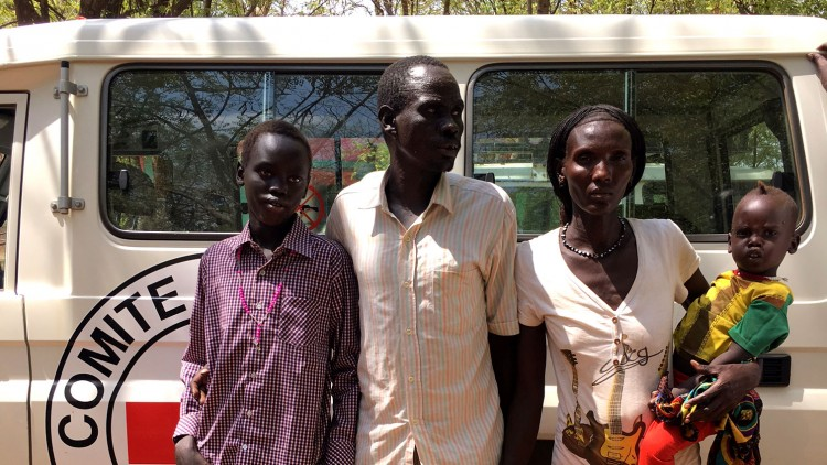 Ethiopia-South Sudan: Boy abducted in tribal raid returns to family