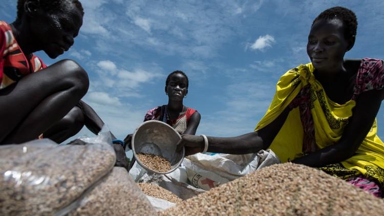 Жизнь на бегу в Южном Судане: основные факты и цифры