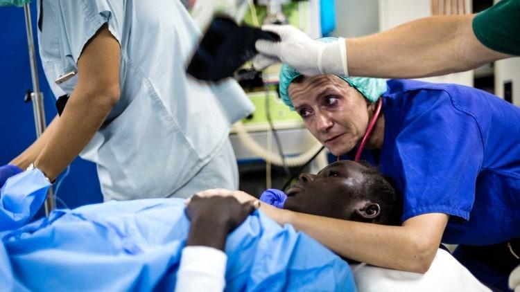 En Sudán del Sur, una clínica remota trabaja para salvar vidas